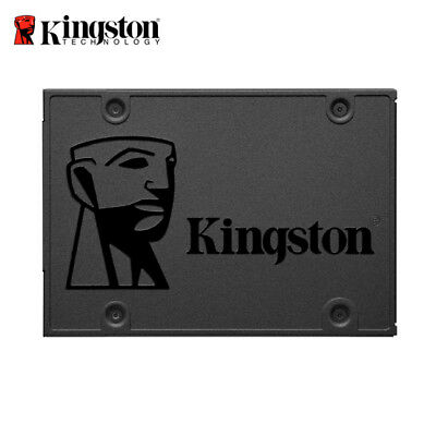 "Kingston A400 120GB SSD SATA 3 2.5"" Solid State Drive TLC NAND SA400S37"
