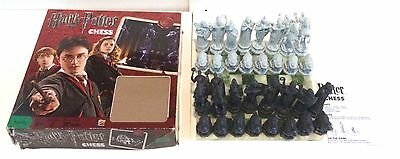 Harry Potter Wizard Chess Set 2009 Mattel