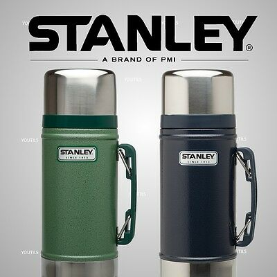 Stanley CLASSIC Stainless Steel Vacuum Food Flask 0.7L