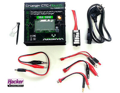 Charger Absima CTC-1 Touch10 Amps 61005005