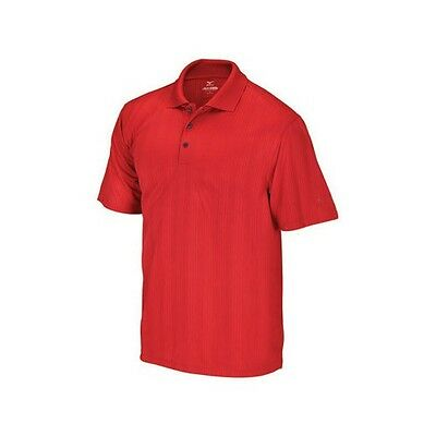 +++ MIZUNO Golf Polohemd / Polo Gr.M OVP - rot - Funktionell immer Edel+++