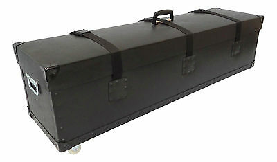 "Wheeled Drum Hardware Case 48"" x 12"" x 12"""