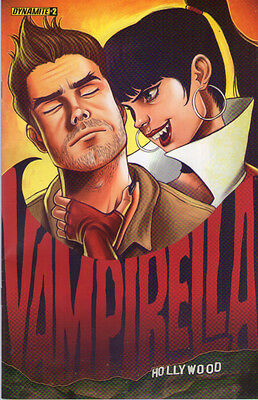VAMPIRELLA (2016) #2 - Cover A - New Bagged