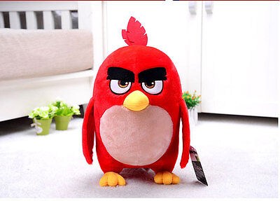 Angry Birds Soft Plush Toys Stuffed Animal Dolls 7-9""