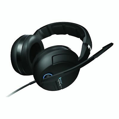 ROCCAT Kave XTD Over-Ear Analogue Premium Sound 5.1 Gaming Headset in Black