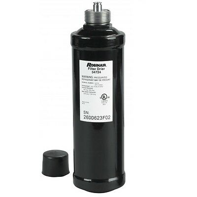 Robinair Recycling Filter-Driers For Maximum Acid & Moisture Removal, 34724 New