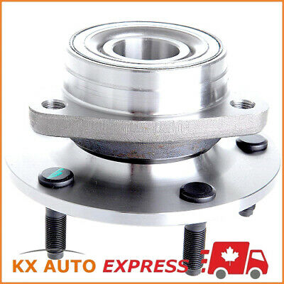 Front Wheel Hub Bearing Assembly For Dodge Ram 1500 4Wd Non-Abs 1994 1995 1996