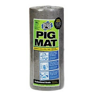 New Pig Corporation 15In X 50Ft Universal Light-Weight Absorbent Mat Roll  New