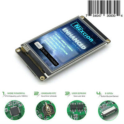 "3.5"" Nextion Enhanced HMI Intelligent Smart USART Serial LCD Module Display"