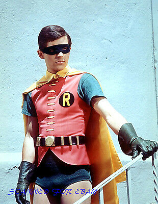 Batman Burt Ward As Robin Superb  Photo