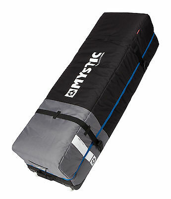 Mystic Ammo Twin Box Kite Boardbag m. Rollen 140cm   2016 CHIEMSEE-KINGS