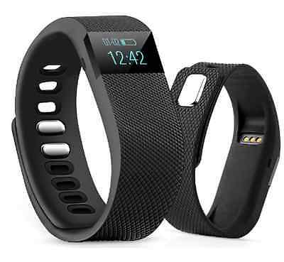 2017 Fit Watch - Bit Exercise Fitness Smart Band Charge Flex For Android iPhone