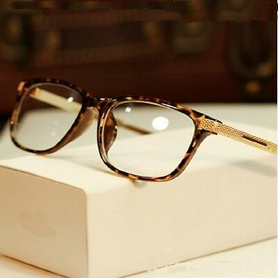 Fashion Optical Glasses Eyeglass Frame Men Women Vintage Spectacles Clear New