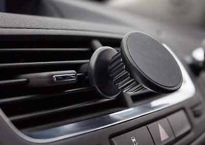360° Car Magnetic Air Vent Mount Holder Stand Cradle Bracket For Cell Phone