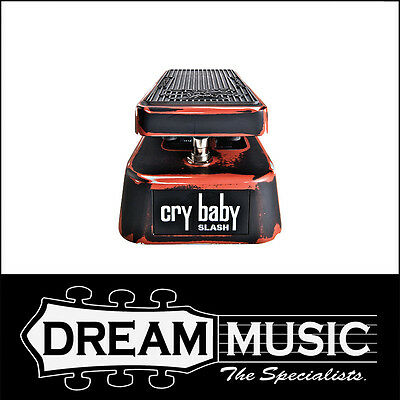 Dunlop Crybaby SC95 Slash Signature Wah Guitar Effects Pedal RRP$319
