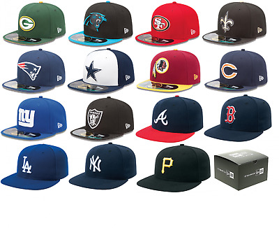 New Era-59Fifty Official On-Field Cap. American Football/baseball. Free Postage