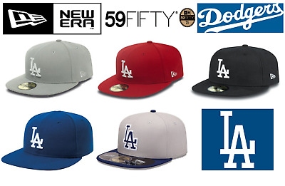 0bc0e3ec53c NEW ERA 59FIFTY LA DODGERS CAP. All colours (FREE CAP BOX) - EUR 30 ...