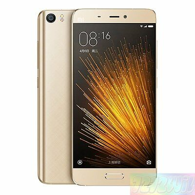 Xiaomi Mi 5 Mi5 Gold 64GB 4G LTE Unlocked SEALED Smartphone