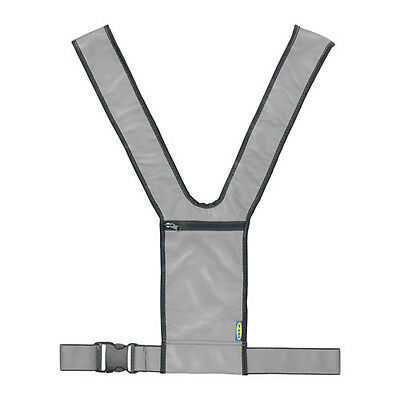 IKEA BESKYDDA High Visibility Harness Safety Reflective Vest for Jogging Cycling