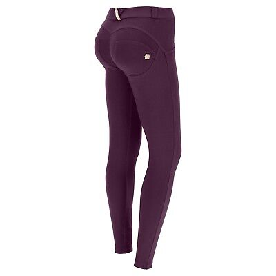 Freddy Wr.up® Shaping Effect - Low Waist Pants, Skinny Fit, Stretch Winter Bloom