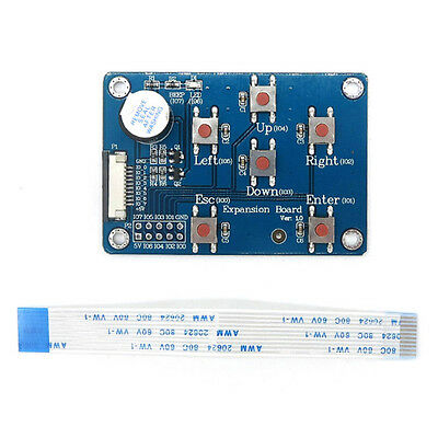 Expansion Board for Nextion Enhanced HMI Intelligent LCD Display I/O Extended