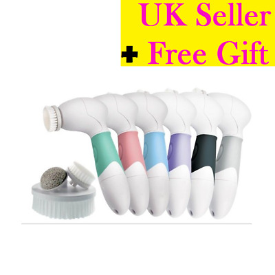 NEW Spin Brush For Perfect Skin Face Body Cleansing -COLOURS- Quality FREE POST