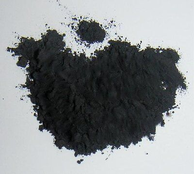 IRON OXIDE BLACK 5 Pounds Lab Chemical Fe3O4 Ceramic Pigment Thermite Magnetite