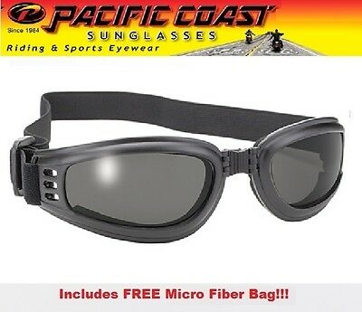 Value Line Goggles Polarized Makers Of KDs Protection Harley Davidson Riding
