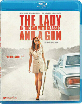 The Lady In The Car With Glasses and A Gun [New Blu-ray] Subtitled, Widescreen