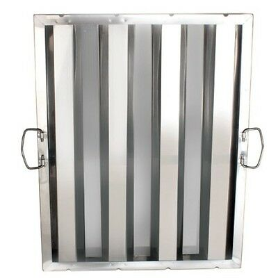 "Thunder Group HOOD FILTER 16"" X 20 inch, STAINLESS STEEL SLHF1620 NEW"