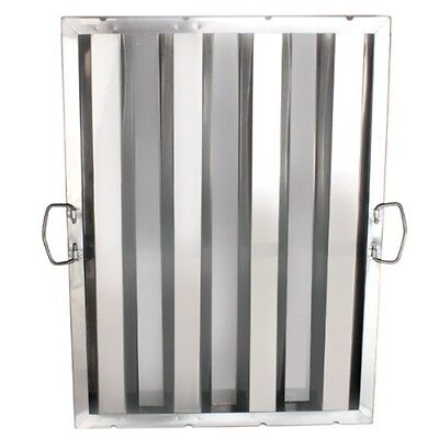 "Thunder Group HOOD FILTER 16"" X 25 inch, STAINLESS STEEL SLHF1625 NEW"
