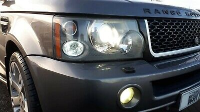 Range Rover L322 Sport and Vogue LED Interior and Exterior kit
