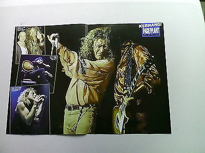Led Zeppelin Page    Double Page  Poster (LMF50)