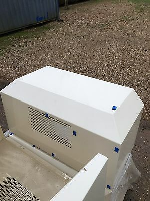 Ingersoll Rand P180 Air Compressor Fixed Rear Canopy 92825959 Spare Parts Incvat