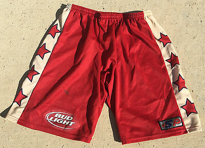 SP Colorado Eagles All Star Game Pro Stock Shells / Bud Light / Red or Blue