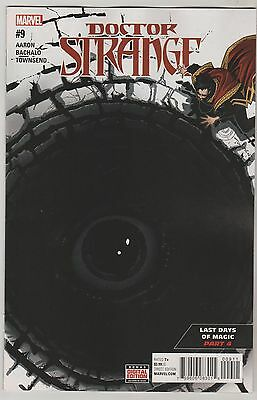 Marvel Comics Doctor Strange #9 August 2016 1St Print Nm