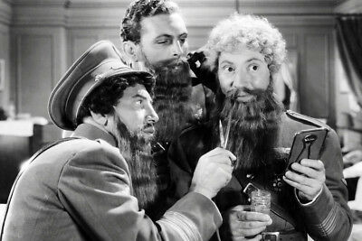 The Marx Brothers With Beards 24x36 Poster(60x91cm)