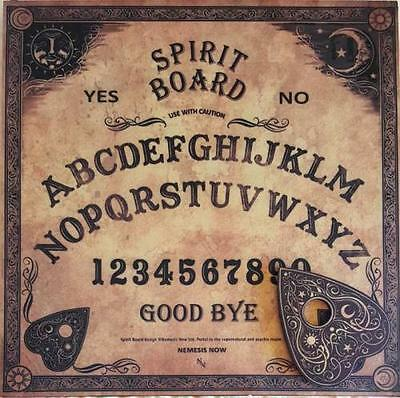 Nemisis Ouija Board  ~  Divination/Scrying