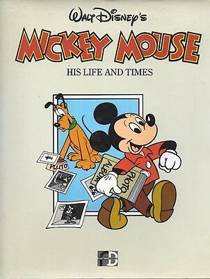Walt Disney's Mickey Mouse: His Life and Times #BN10363