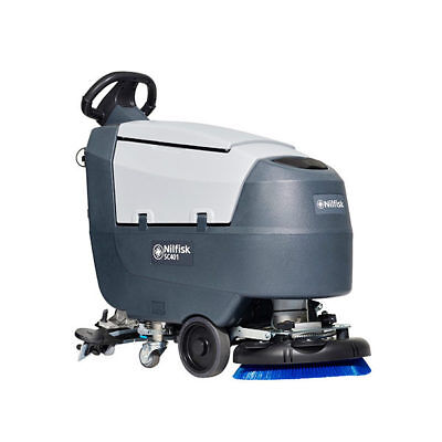 Nilfisk Sc400E Walk Behind Scrubber/dryer Auto Scrubber Electronic