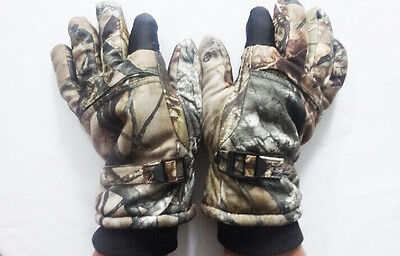 Hunting Gloves Waterproof Breathable Windproof trigger finger gloves keep warm