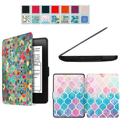 For 2012-2017 All-New Amazon Kindle Paperwhite Case Wake/Sleep Super Slim Cover
