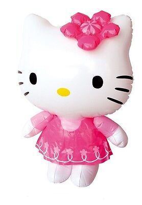 Inflatable Hello Kitty character 46cm tall