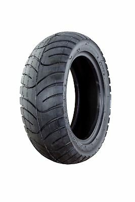 """Bikeit Motorcycle Replacement Tubeless Tyre 10"""" Tread Pattern 931- 120/70-10 F/R"""