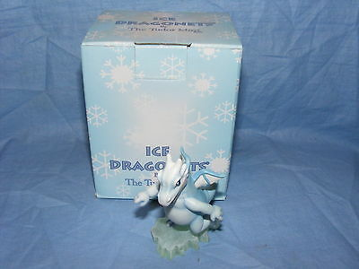 Ice Dragonets Dragon By The Tudor Mint Look At Me DR07 Wap Watson