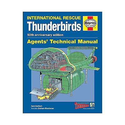 Haynes Thunderbirds Manual Agents Technical Guide Book