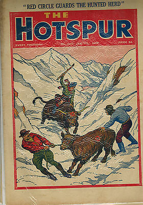 HOTSPUR COMIC No. 687-738 FULL YEAR from 1950 D. C. Thomson