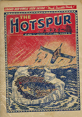 HOTSPUR COMIC No. 428-453 FULL YEAR from 1942 D. C. Thomson