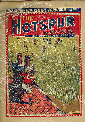 HOTSPUR COMIC 25 issues from 1943 D. C. Thomson