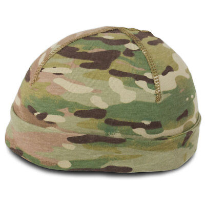 Military Army Lightweight Breathable Wicking Under Helmet Skull Cap Liner MTP